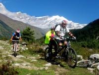 Tendam Bike in Annapurna