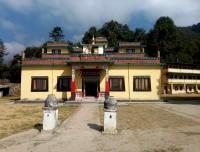 Nagi Gumpa inside Shivapuri
