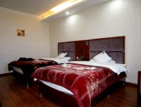 Deluxe accommodation in Saga