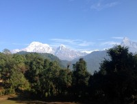 From Australian Camp Pokhara