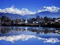 Pokhara the city of Himalayas and beautiful Lakes