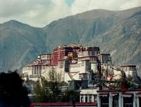 Potala Palace in Tibet