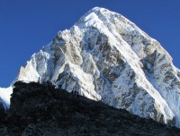 Mount Pumori from Kalapathar