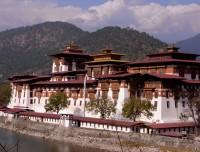 Punakha Zhong in Bhutan