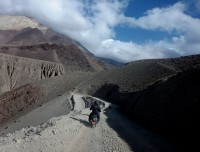 Rough Road Jomsom Muktinath