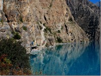 Hye Phoksundo Lake in Upper Dolpo