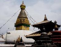 Swoyambhunath, Monkey temple