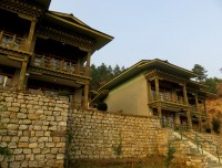 three star category hotel in Bhutan