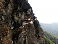 Tiger Nest in Paro