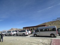Transportation in Kailash site