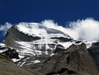 West face Kailash