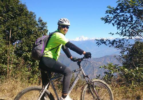 3 Days Cycling Around Kathmandu Hills