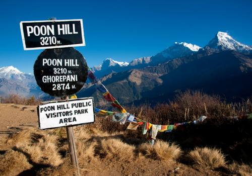 3 Days Ghoreani Poonhill Hiking
