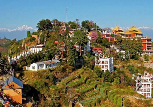 4 Days trek around Kathmandu