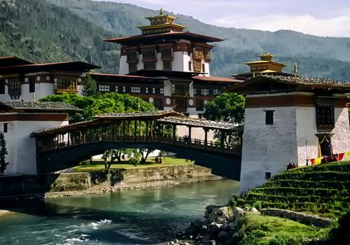 6 Nights 7 Days Bhutan Tour package