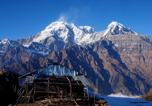 Annapurna Base Camp and Mardi Himal Trekking
