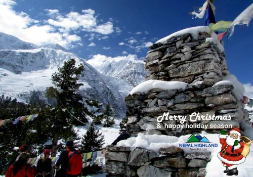 Christmas and New year Tour Package in Nepal