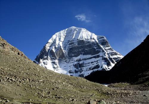 Cycling Tour to Kailash Mansarovar