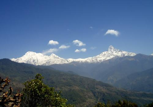 Day Hiking Tours Around Pokhara