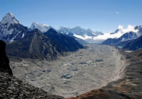 Everest 3 High Pass Trekking