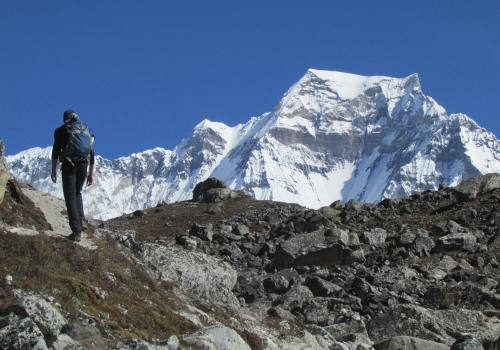 Everest Base Camp and Gokyo Lakes Trekking