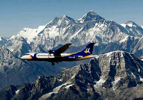 Everest Mountain Flight Tour