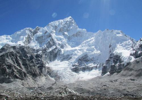 Everest Renjo La Chola Kongma La Pass Trekking