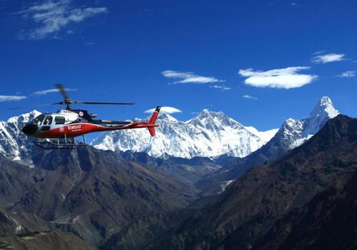 Everest View Flight Tour