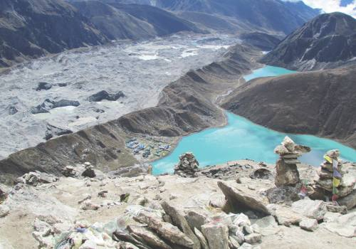 Gokyo Fifth Lake Trekking