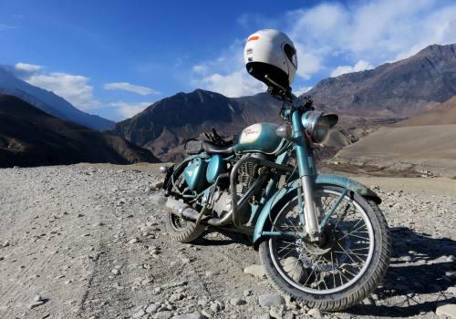 Himalayan Motor Biking Tour
