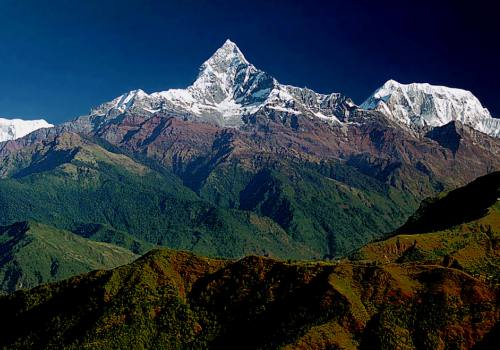 Himalayas Tour without trekking - Easy and Luxury Himalayan Tour in Nepal