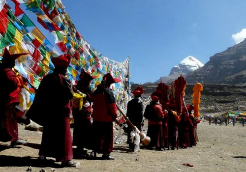 Kailash Tour During Saga Dawa Festival