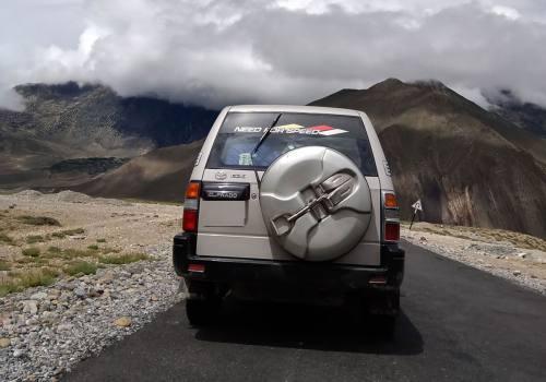 Kathmandu to Salleri Phaplu Jeep rent