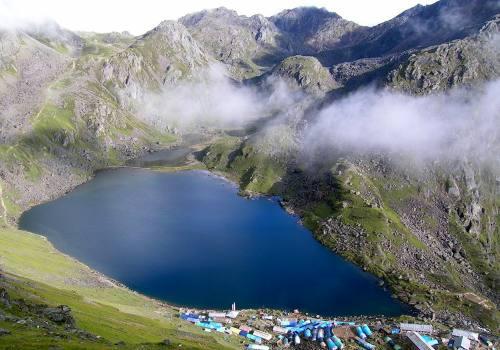 Langtang Gosaikunda Lake Trekking