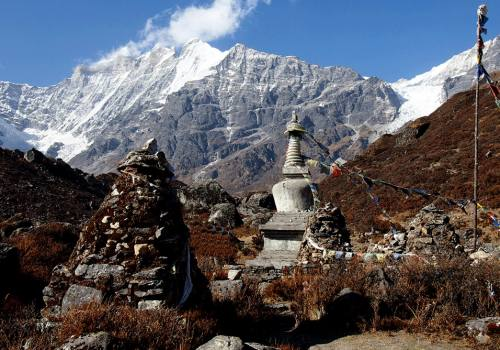 Langtang Valley and Tamang Heritage Trekking