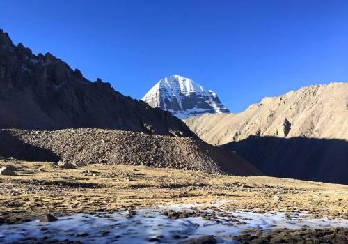 Lhasa Kailash EBC Guge Tour