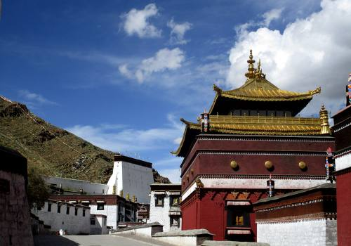 Lhasa Kailash Everest Base Camp Tour