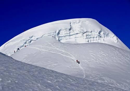 Meera Peak Climbing