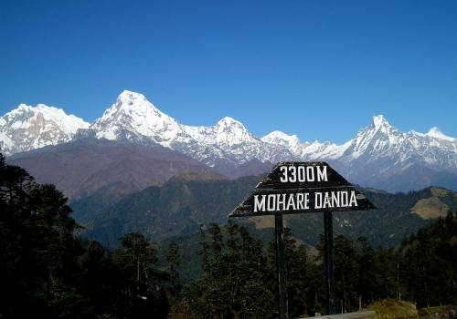 Mohare Danda