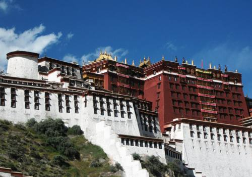 Mount Kailash and Lhasa Tour