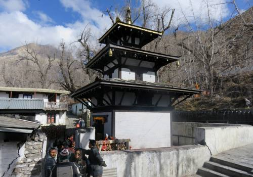 Muktinath Tour by Road