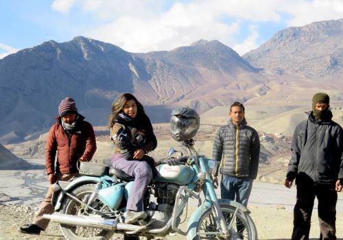 Bhutan Motorcycle Tour