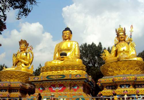 New Year tour in the footsteps of the immortal Buddhas
