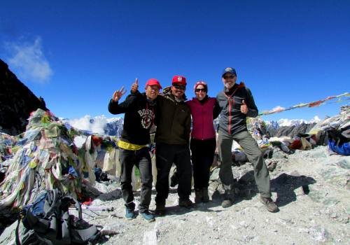 Phaplu to Everest Base Camp Trekking