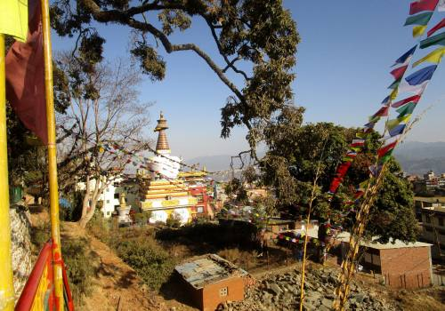 Pharping Tour, place of Guru Padmasambhava