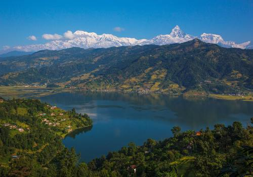 Pokhara Day tour from Kathmandu