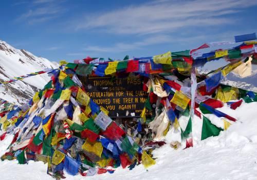 Thorong La pass Trekking