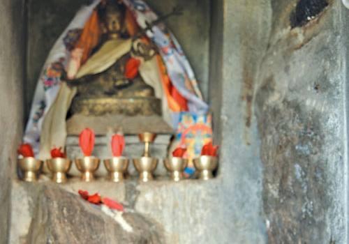 Timal Padmasambhava cave