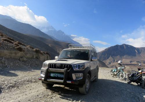 Upper Mustang Driving Tour