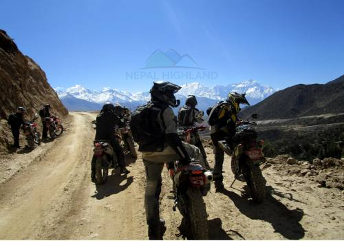 Upper Mustang Motorbiking Tour